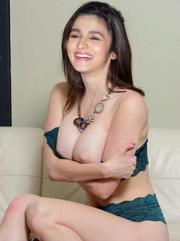 Alia bhatt nude boobs xxx photos