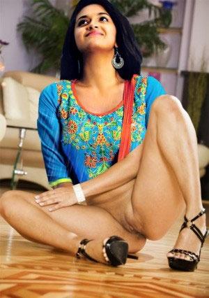 27 nude Keerthi suresh sex photos
