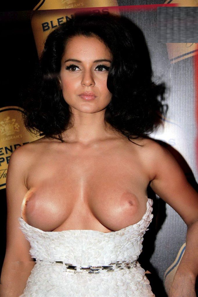 kangna ranaut ke bade boobs