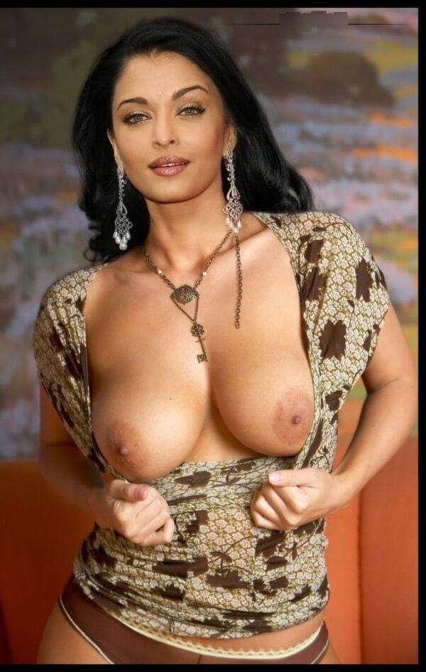 Bollywood actress nude not fake