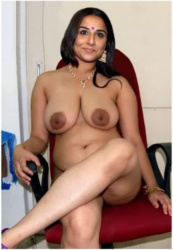 Vidya Balan XXX nude sex boobs aur gaand photos