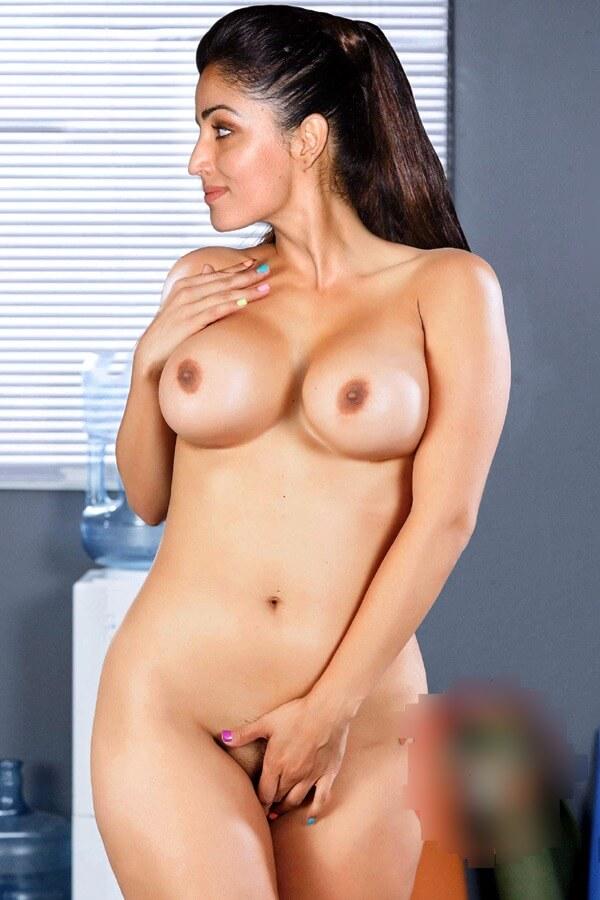 Yami Gautam nude sex pics