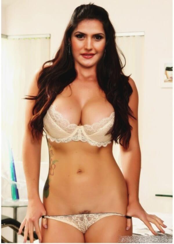 Zareen Khan XXX sex nude pics